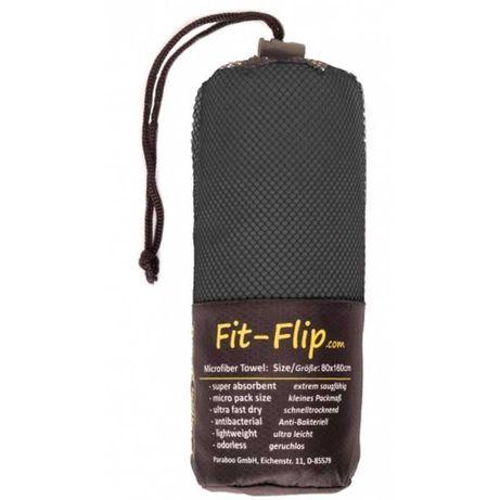 BH7 Ręcznik Turystyczny Fit-Flip SZYBKOSCHNĄCY 80x160