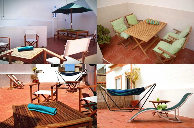 Casa Férias Praia T3+Terraço Alvor, Portimão (Algarve)