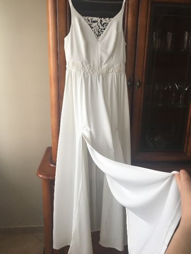 Sprzedam suknię dla Panny Młodej na poprawiny