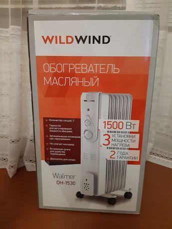 Обогреватель масляный WildWind Walmer OX-1530