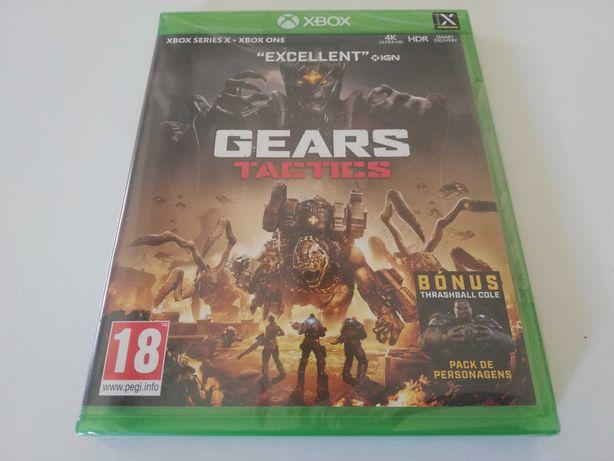 Gears Tactics - XBOX Series X / XBOX One - Novo e Selado
