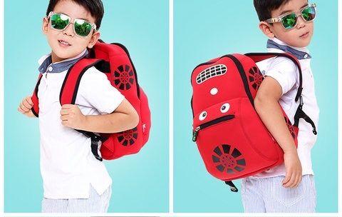 Детский рюкзак машина Nohoo