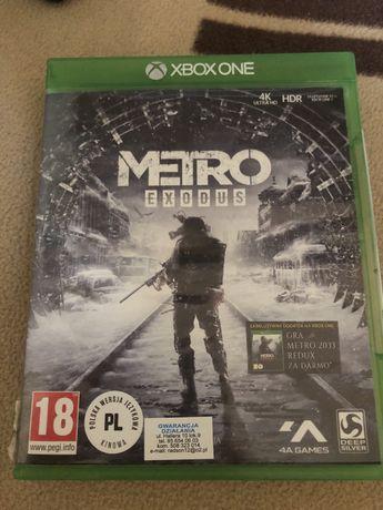 Metro Exodus PL Xbox one/Series X
