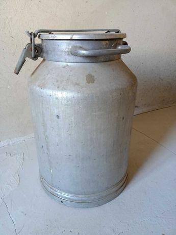 Бидон алюминиевый 40-к литров