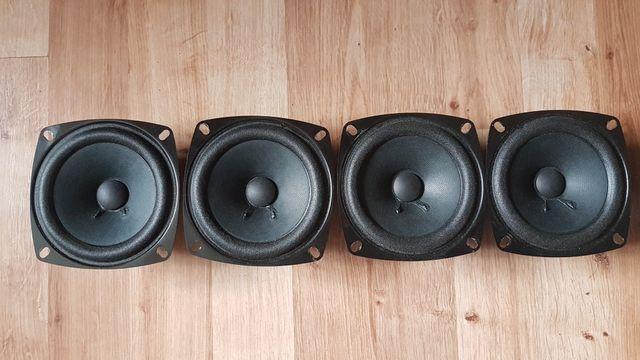 Głośniki PIONEER średnio-tonowe o mocy 25 Watt 8 Ohm