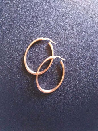 Идеальные ЗОЛОТЫЕ СЕРЬГИ серёжки Золото 585 проба