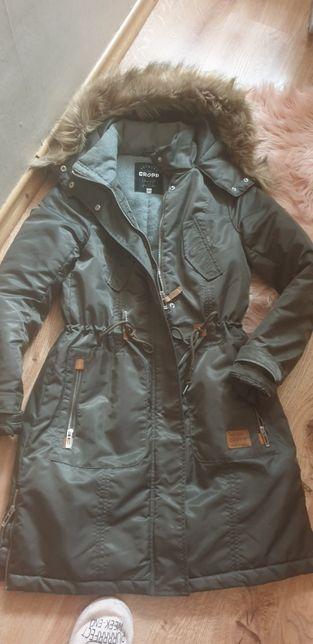 Płaszcz zimowy Cropp r.XS