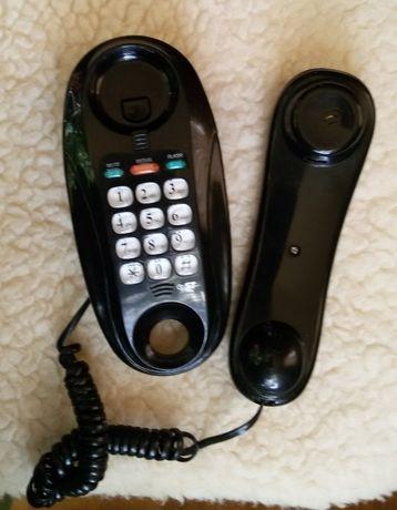 Телефон кнопочный RINGER CALL, компактный, проводной телефон для дома