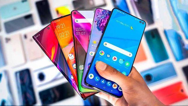 Ремонт телефонов Apple/Android