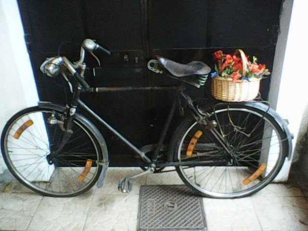 Bicicleta pasteleira antiga mayal