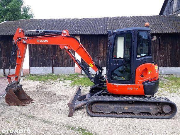 Kubota U48-4  Koparka gąsienicowa jcb 8050 cat 305 U 48 5 Ton
