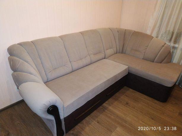 Ремонт перетяжка мягкой мебели.