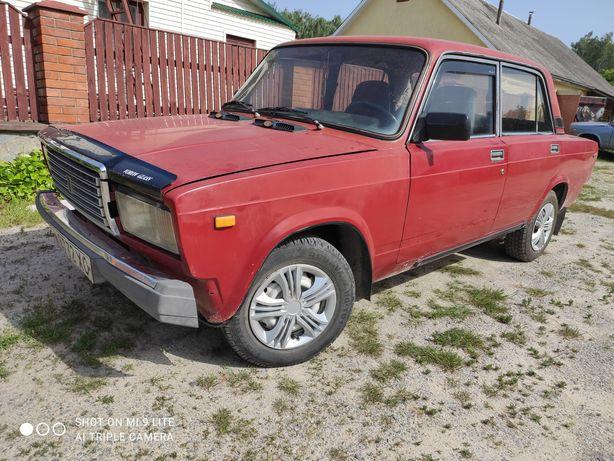 Продам ВАЗ 2107 КПП 5ст
