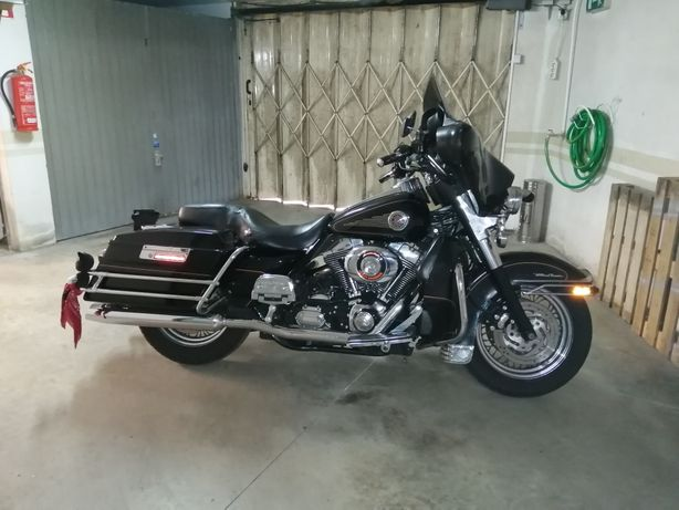 Harley Davidson ultra Electra glide 2002