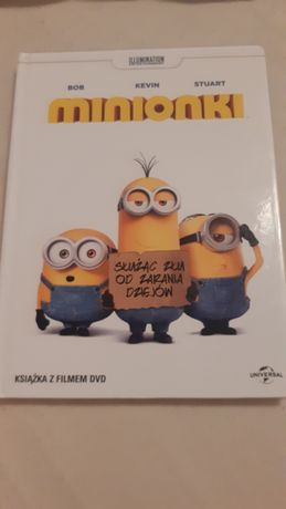 Płyta dvd Minionki
