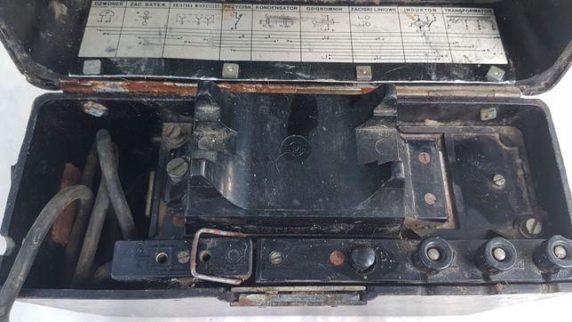Stary telefon retro