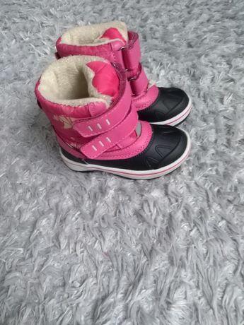 Śniegowce buty zimowe
