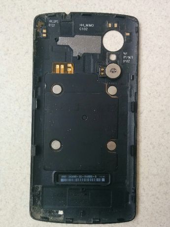 LG Nexus 5 крышка аккумулятор