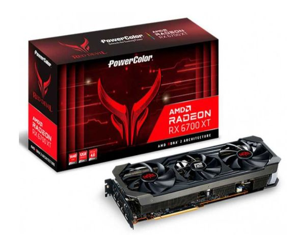 PowerColor Radeon RX 6700 XT Red Devil 12GB