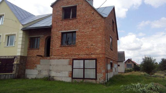 Продаж будинку (незавершене будівництво) в м. Радехів