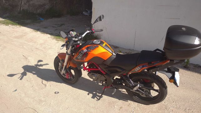 GRS 125cc Semi-Nova