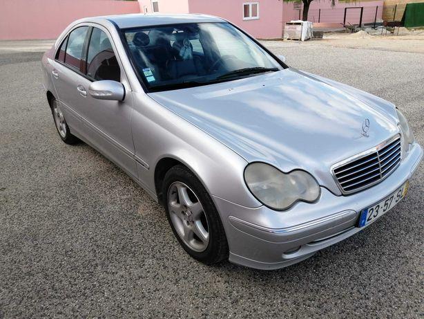 Mercedes c 270 cdi avantgarde automático