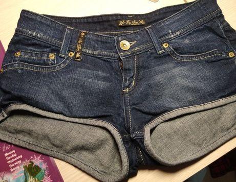 Big star,Szorty jeans,spodenki jeansowe,