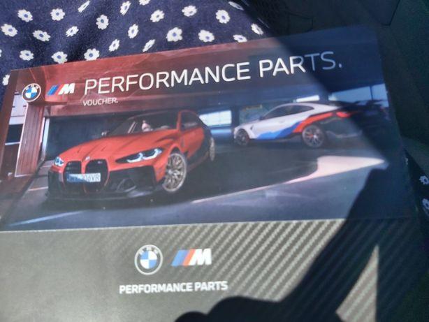 Performance Parts VOUCHER BMW