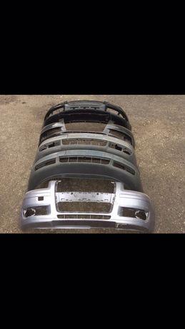 Audi a3 a4 a6 бампер крило фара решотка