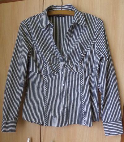 koszula bluzka damska paski 38 m