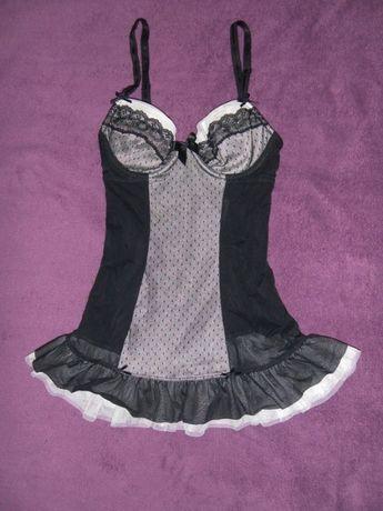 Seksowna halka koszulka nocna bielizna erotyczna La Senza 36,S