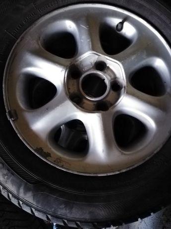 Титановые диски на форд R15