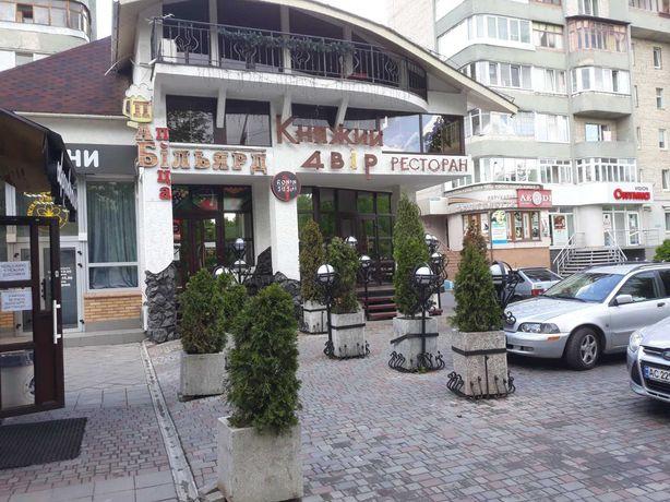 Здамо в оренду приміщення ресторану Княжий Двір