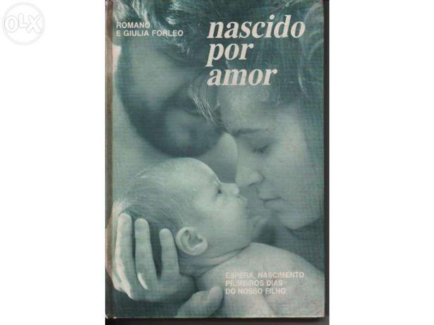 Livro nascido por amor edições paulistas 345 páginas