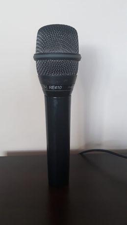 Mikrofon pojemnościowy wokalny Electro-Voice RE410 / IDEALNY