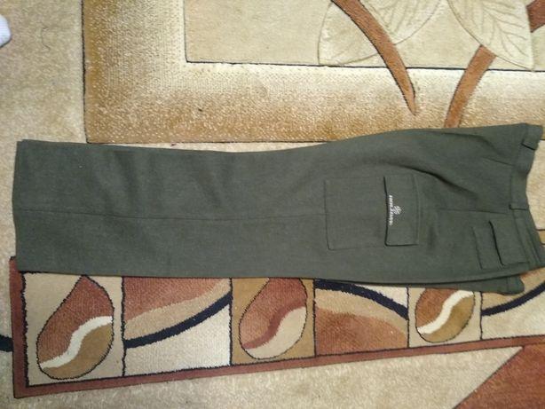 spodnie klimatyczne dla lesnika mysliwego pas 85 cm