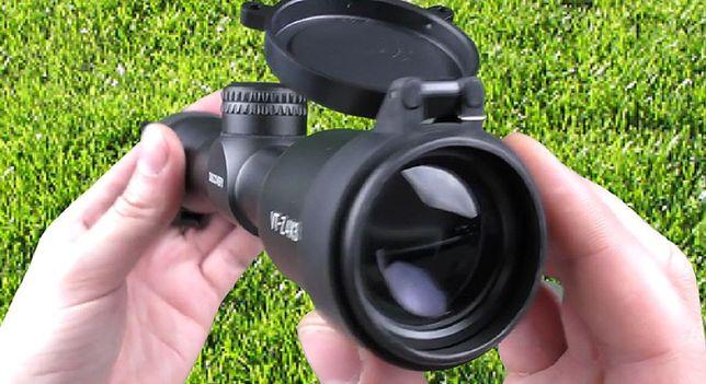 Discovery 4x32 vt-z Качественный Оптический прицел Новый в упаковке