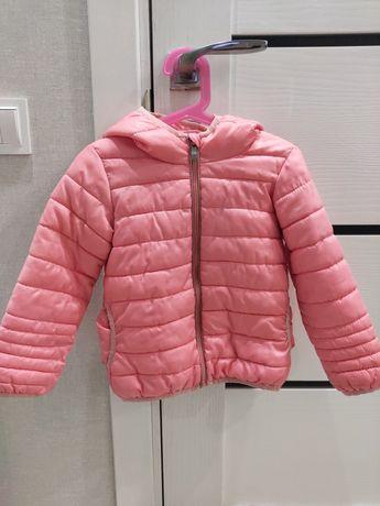 Куртка reserved 104см курточка