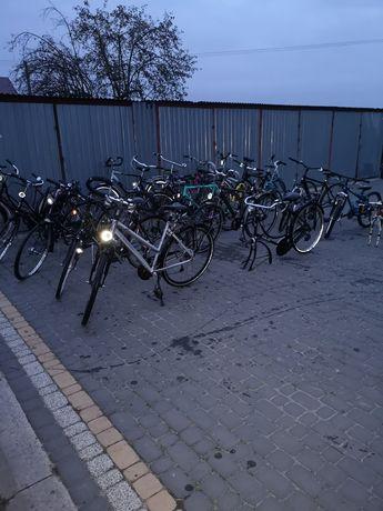 Pakiet rowerów, rowery