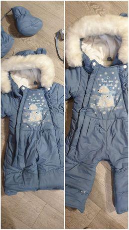 Комбинезон Evolution. Для новорождённого малыша. Супер качественный!!!