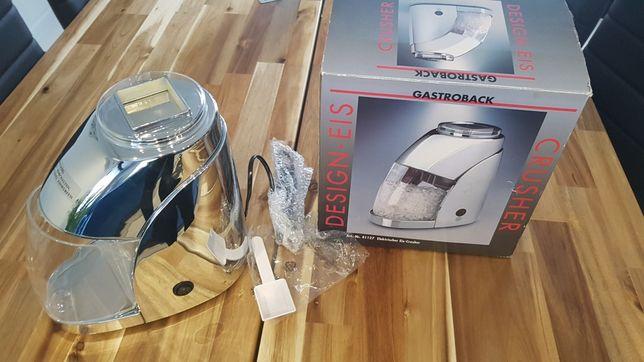 Elektryczna kruszarka do lodu Gastroback nowa