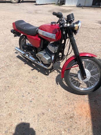 Мотоцикл Ява 634,638