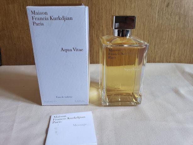 """Maison Francis Kurkdjian """"Aqua Vitae""""-Туалетная вода200мл оригинал!"""