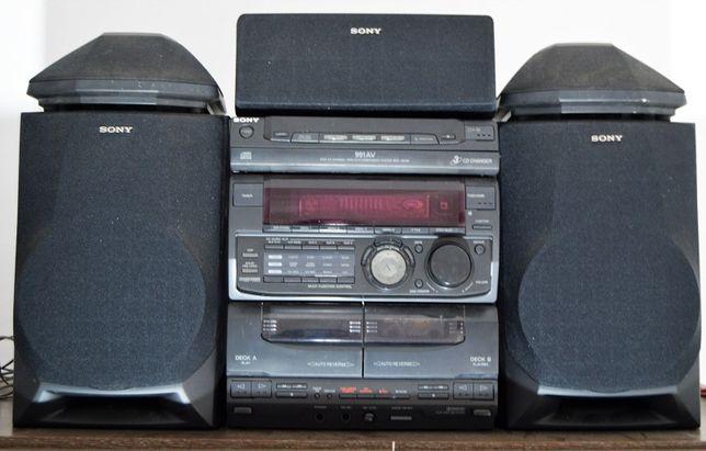Aparelhagem Sony 991 AV