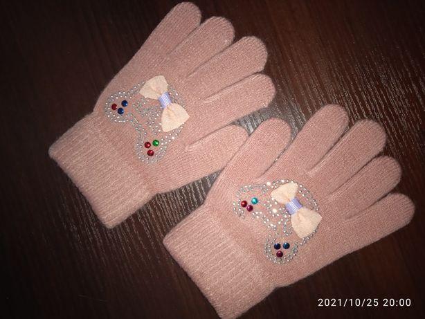 Перчатки детские 18-24 мес