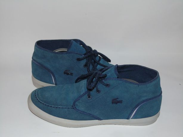 Lacoste sevrin mid 316 1 oryginalne