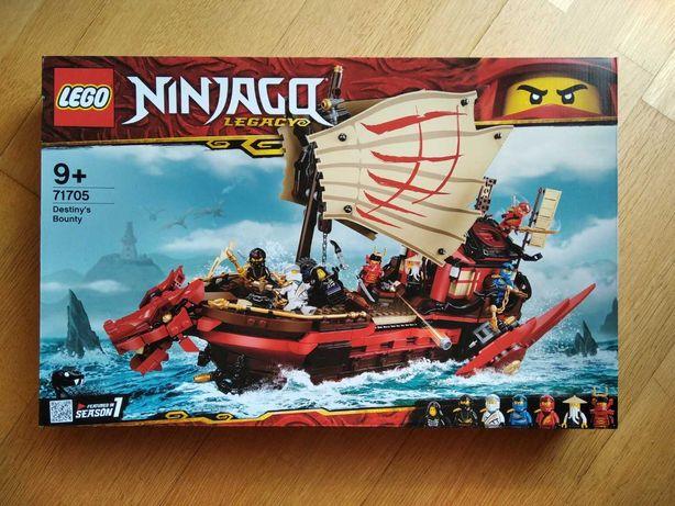 Klocki LEGO Ninjago 71705 - Perła Przeznaczenia
