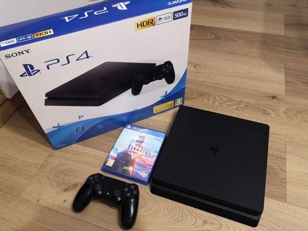 PS4 + pad + gratis