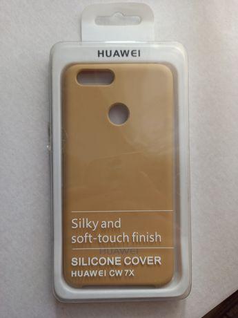 Чехол на Huawei Honor 7x
