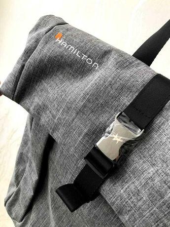 Рюкзак Hamilton серый Новый